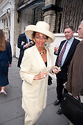 MAGGIE STEED, The Pimlico Road Summer party. London SW1. 9 June 2009