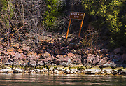 Someone with a sense of humor named the most challenging rapid on the A section of the Green River after their relative.