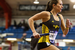 The 108th Millrose Games Track & Field: Women's Club Distance Medley Relay, GSTC