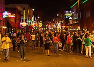 Beale Street in Memphis TN
