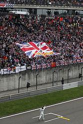 April 14, 2019 - Shanghai, China - Motorsports: FIA Formula One World Championship 2019, Grand Prix of China, ..#44 Lewis Hamilton (GBR, Mercedes AMG Petronas Motorsport) (Credit Image: © Hoch Zwei via ZUMA Wire)