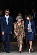 053016 Spanish Royals Attend the Opening of the exhibition 'El Bosco, the 5th Centenary Exhibition'