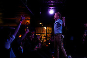 "After nearly a solid year of touring, after Europe and SXSW, Astronautalis played the second to last show of his tour at The Firebird in Saint Louis, Missouri on March 22nd, 2012. With him he brought the legendary Jeff ""Jel"" Logan and Busdriver. Locals Red Zero opened the show. There was whiskey."
