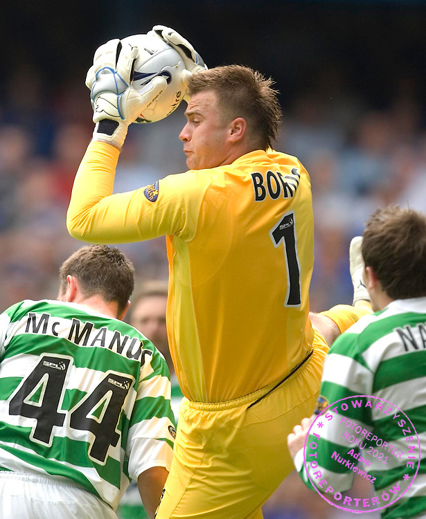 Artur Boruc, Celtic and Poland