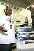 "DJ Incog at the Hip-Hop Summit's ""Get Your Money Right"" Financial Empowerment International Tour draws hip-hop stars and financial experts to teach young people about financial literacy held at The Johnson C. Smith University's Brayboy Gymnasium on April 26, 2008..For the past three years, hip-hop stars have come out around the country to give back to their communities. Sharing personal stories about the mistakes they've made with their own finances along the way, and emphasizing the difference between the bling fantasy of videos and the realities of life, has helped young people learn the importance of financial responsibility while they're still young. With the recent housing market crash in the United States affecting the economy, jobs, student loans and consumer confidence, young people are eager to receive sound financial advice on how to best manage their money and navigate through this volatile economic environment.."
