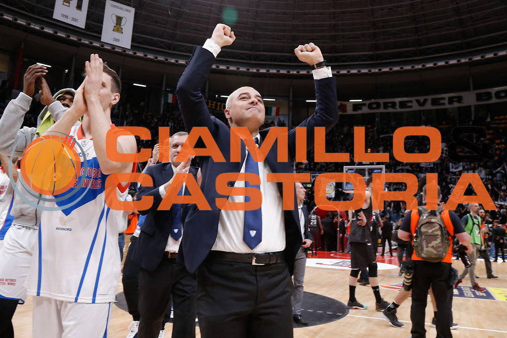 Marco Sodini<br /> Segafredo Virtus Bologna - Redoctober Cantu<br /> Legabasket Serie A 2017/18<br /> Bologna, 07/04/2018<br /> Foto MarcoBrondi / Ciamillo-Castoria