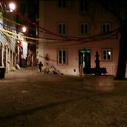 Europa, Europe, Portugal, Lissabon, Lisbon. Largo dos Trigueiros.<br /> &copy; 2013 Harald Krieg/Agentur Focus