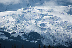 Adams Glacier, Mt, Adams, Gifford Pinchot National Forest, Washington, US