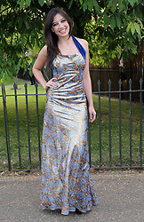 Daisy Lowe arriving at the Serpentine Gallery summer party in London, Wednesday, 26th June 2013<br /> Picture by Stephen Lock / i-Images
