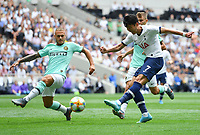 Football - 2019 (ICC) International Champions Cup (pre-season friendly) - Tottenham Hotspur vs. Inter Milan<br /> <br /> Tottenham Hotspur's Son Heung-Min in action during this afternoon's game, at Tottenham Hotspur Stadium.<br /> <br /> COLORSPORT/ASHLEY WESTERN