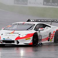#16, Racing Lamborghini Huracán, Vincenzo Sospiri, S.Michimi/K.Cozzolino , Lamborghini BlancPain Super Trofeo 2015