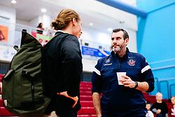 Bristol Flyers coach Andreas Kapoulas - Rogan/JMP - 11/10/2019 - BASKETBALL - SGS Wise Arena - Bristol, England - Bristol Flyers v Plymouth Raiders - BBL Cup.
