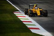 September 3, 2016: Jolyon Palmer (GBR), Renault , Italian Grand Prix at Monza
