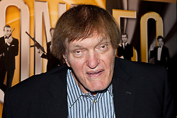 © Licensed to London News Pictures. 24/09/2012. LONDON, UK. Actor Richard Kiel, who played Bond villain 'Jaws' in 'The Spy Who Loved Me' and 'Moonraker'  is seen inside HMV's Oxford Street store, London, today (24/09/12) during a photocall. The stars were in London during the final leg of a UK tour to promote the Bond 50 Blu-Ray collection.  Photo credit: Matt Cetti-Roberts/LNP
