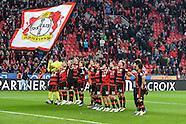 Bayer Leverkusen v Hertha BSC 300416