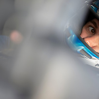 May 18, 2018 - Concord, North Carolina, USA: Ricky Stenhouse, Jr (17) gets ready to qualify for the Monster Energy All-Star Race at Charlotte Motor Speedway in Concord, North Carolina.