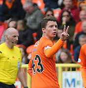 Dundee United's Ali Coote - Dundee United v Dundee at Tannadice Park in the SPFL Premiership<br /> <br />  - © David Young - www.davidyoungphoto.co.uk - email: davidyoungphoto@gmail.com