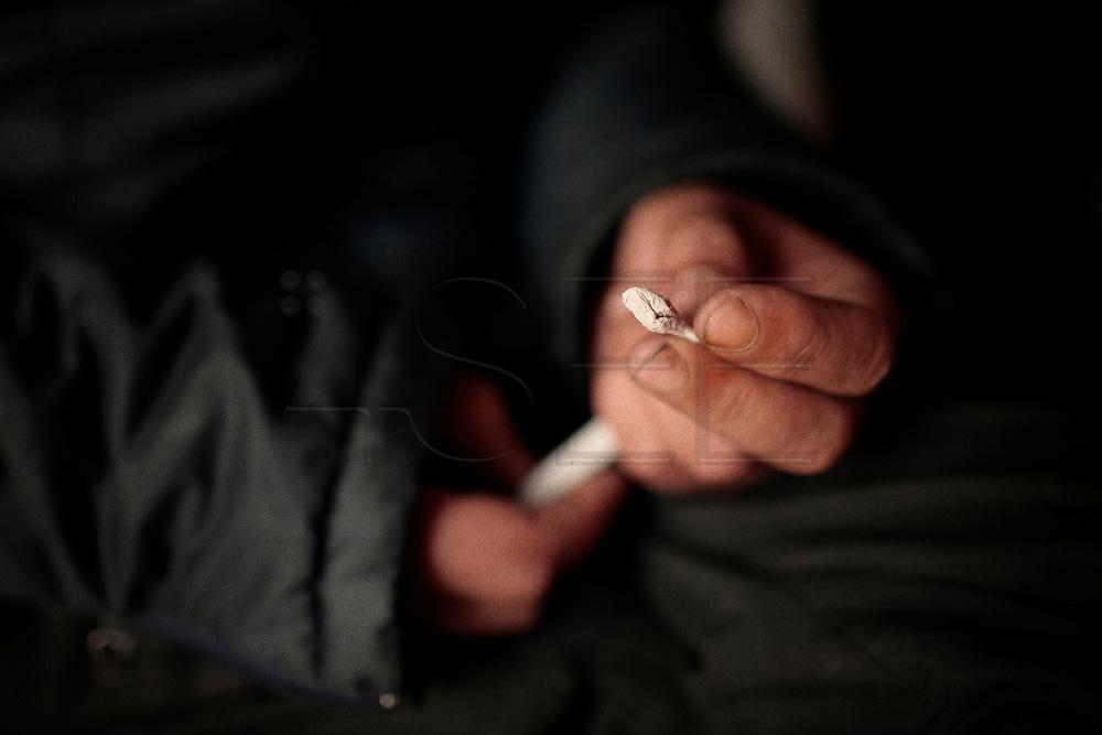 uma grama de heroina