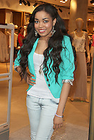 LONDON - June 013: Dionne Bromfield at Esprit Launch in Regent Street