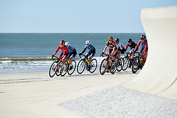 Susanne Andersen (NOR) at Healthy Ageing Tour 2019 - Stage 1, a 102.5 km road race starting and finishing in Borkum, Germany on April 10, 2019. Photo by Sean Robinson/velofocus.com