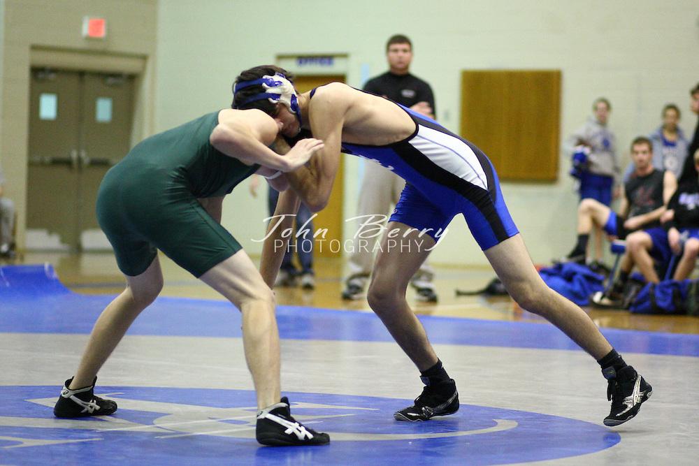 MCHS Wrestling.vs Greene.1/9/2008.