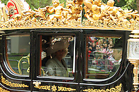 Charles Prince Of Wales; Camilla Duchess of Cornwall William & Kate Royal Wedding, London, UK, 29 April 2011:  Contact: Rich@Piqtured.com +44(0)7941 079620 (Picture by Richard Goldschmidt)