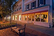 New York, East Hampton, Main Street, Long Island, South Fork, Montauk Highway
