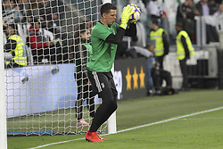 May 19, 2019 - Turin, Piedmont, Italy - Wojciech Szczesny (Juventus FC) before the Serie A football match between Juventus FC and Atalanta BC at Allianz Stadium on May 19, 2019 in Turin, Italy. (Credit Image: © Massimiliano Ferraro/NurPhoto via ZUMA Press)