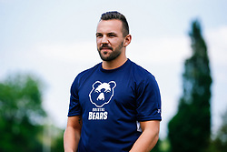 Jack Targett looks on during week 1 of Bristol Bears pre-season training ahead of the 19/20 Gallagher Premiership season - Rogan/JMP - 03/07/2019 - RUGBY UNION - Clifton Rugby Club - Bristol, England.