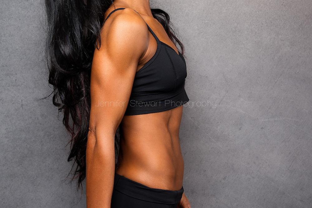 Muscles. (Photo by Jennifer Stewart)
