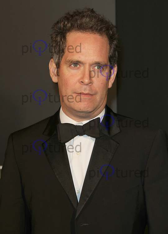 Tom Hollander Grey Goose Winter Ball to benefit the Elton John AIDS Foundation, Battersea Evolution, London, UK, 29 October 2011:  Contact: Rich@Piqtured.com +44(0)7941 079620 (Picture by Richard Goldschmidt)