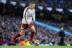 Johann Gudmundsson of Burnley - Mandatory by-line: Matt McNulty/JMP - 06/01/2018 - FOOTBALL - Etihad Stadium - Manchester, England - Manchester City v Burnley - Emirates FA Cup Third Round