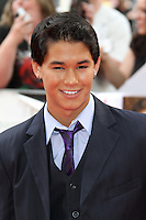 Booboo Stewart The Twilight Saga: Eclipse UK Gala Premiere, Leicester Square Gardens, London, UK, 01 July 2010:  For piQtured Sales contact: Ian@Piqtured.com +44(0)791 626 2580 (Picture by Richard Goldschmidt/Piqtured)
