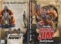 Jungle Jim and the Shadows of Kinabalu<br />
