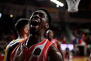 L.J. Peak<br /> Openjobmetis Varese - Carpegna Prosciutto Basket Pesaro<br /> Basket Serie A LBA 2019/2020<br /> Varese 15 December 2019<br /> Foto Mattia Ozbot / Ciamillo-Castoria