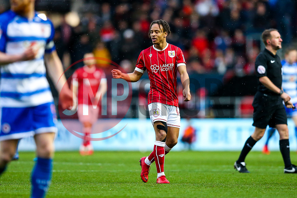 Bobby Reid of Bristol City - Rogan/JMP - 26/12/2017 - Ashton Gate Stadium - Bristol, England - Bristol City v Reading - Sky Bet Championship.