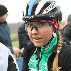 14-12-2019: Wielrennen: DVV trofee veldrijden: Ronse: Eva Lechner