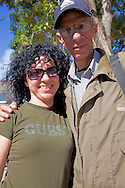 Man and woman in Baguano, Holguin, Cuba.