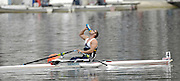 Poznan, POLAND, GBR AM1X, Tom AGGAR celebrates after winning the final  at the 2008 Adaptive Rowing Regatta. Malta Rowing Course on Wednesday, 18/06/2008. [Mandatory Credit:  Peter SPURRIER / Intersport Images] Rowing Course:Malta Rowing Course, Poznan, POLAND