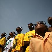 Solar Eclipse in Ghana