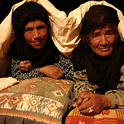Bedouin women once played a dominant role in the household by working in agriculture and looking after livestock. After dramatic changes to their society, these women did not have the same social and economic opportunities because of their conservative culture