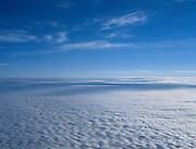 Strato cumulus cloud cover