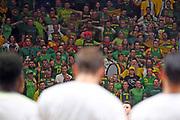 tifosi lituania<br /> Nazionale Italiana Maschile Senior<br /> Eurobasket 2017 - Group Phase<br /> Lituania Italia Lithuania Italy<br /> FIP 2017<br /> Tel Aviv, 03/09/2017<br /> Foto M.Ceretti / Ciamillo - Castoria