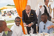 TINY TEMPAH; DRUMMOND MONEY-COUTTS, The Veuve Clicquot Gold Cup Final.<br /> Cowdray Park Polo Club, Midhurst, , West Sussex. 15 July 2012.