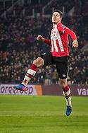 EINDHOVEN, PSV - FC Utrecht 3-0, voetbal, Eredivisie, seizoen 2016-2017, 12-02-2017, Philips Stadion, PSV speler Marco van Ginkel heeft de 3-0 gescoord.