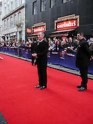 Sir Ian Mckellen arriving at TV Bafta Awards, London Palladium. 13 April 2003. © Copyright Photograph by Dafydd Jones 66 Stockwell Park Rd. London SW9 0DA Tel 020 7733 0108 www.dafjones.com