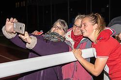 Lucy Graham of Bristol City poses for a photograph - Mandatory by-line: Paul Knight/JMP - 17/11/2018 - FOOTBALL - Stoke Gifford Stadium - Bristol, England - Bristol City Women v Liverpool Women - FA Women's Super League 1