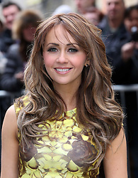 Samia Ghadie  arriving for the wedding of Coronation Street actress Helen Worth   at St.James's Church in Piccadilly, London, Saturday 6th   April 2013.  Photo by: Stephen Lock / i-Images