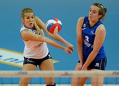 20140202 NED: Kwartfinale beker CSE VC Zwolle - Sliedrecht Sport, Zwolle