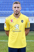 Pierre GIBAUD - 04.10.2014 - Photo officielle Sochaux - Ligue 2 2014/2015<br /> Photo : Icon Sport